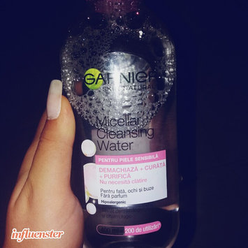 L'Oreal Garnier Skin Micellar Cleansing Water 400 ml by HealthMarket uploaded by Alexandra G.