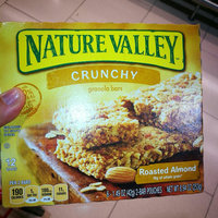 Nature Valley™ Crunchy Granola Bars Roasted Almond uploaded by Carol A.