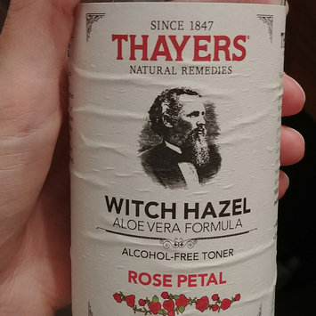 Thayers Alcohol-Free Rose Petal Witch Hazel Toner uploaded by Brittany D.