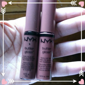NYX Butter Gloss uploaded by Nichele D.