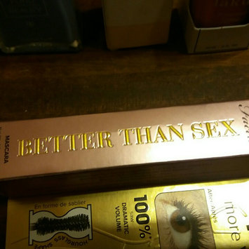 Too Faced Better Than Sex Mascara uploaded by Kera S.