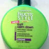 Garnier Fructis Style Curl Calm Down Anti-Frizz Cream uploaded by kherradji m.