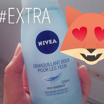 Photo of NIVEA Daily Essentials Extra Gentle Eye Make-Up Remover uploaded by ghada D.