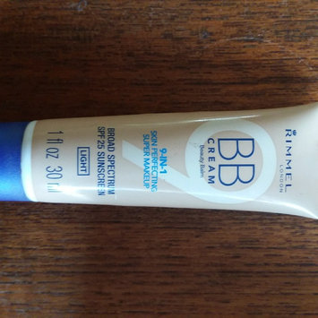 Photo of Rimmel London BB Cream 9-in-1 Skin Perfecting Super Makeup uploaded by Nalani E.