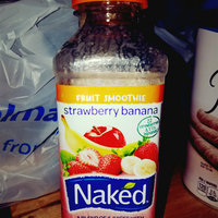 Naked 100% Juice Smoothie Strawberry Banana uploaded by Emily M.