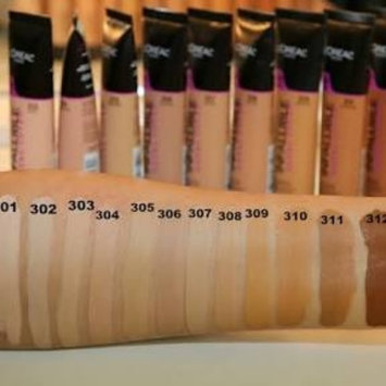 L'Oréal Paris Infallible® Total Cover Foundation uploaded by Isabel C.