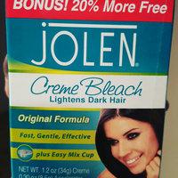 Jolen Creme Bleach - Mild Formula 125ml uploaded by Laurie M.