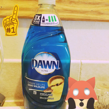 Photo of Dawn Ultra Concentrated Dish Liquid Original uploaded by Christina L.