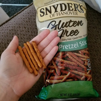Photo of Snyder's Of Hanover Gluten-Free Sticks uploaded by Amber M.