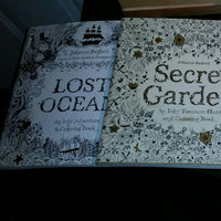 Lost Ocean: An Inky Adventure and Coloring Book uploaded by Tayla T.