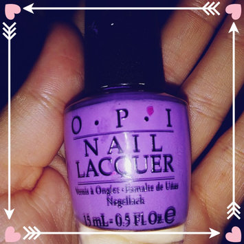 OPI Nail Lacquer uploaded by Jenna C.