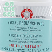 First Aid Beauty Facial Radiance Pads uploaded by Tiffany M.