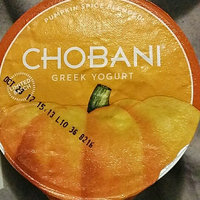 Chobani® Blended® Pumpkin Spice Low-Fat Greek Yogurt uploaded by Gabrielle C.