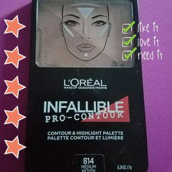 Photo of L'Oréal Paris Pro Contour Palette uploaded by Edna G.