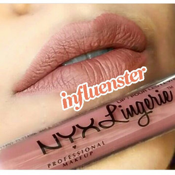 NYX Lip Lingerie uploaded by marie m.