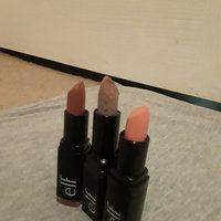 e.l.f. Cosmetics Moisturizing Lipstick uploaded by afton h.