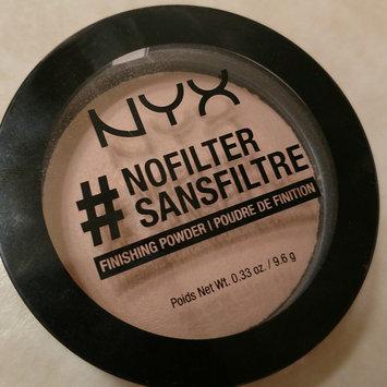 NYX #NoFilter Finishing Powder uploaded by Lauren W.