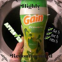 Gain Fireworks Original Scent In-Wash Scent Booster 19.5 oz uploaded by Jeannine L.