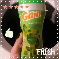 Gain® Fireworks™ Original In-Wash Scent Booster 6.4 oz. Plastic Bottle uploaded by Jeannine L.