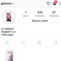 Instagram uploaded by gab c.