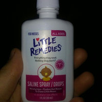 Little Noses Saline Spray/Drops uploaded by Jamie H.