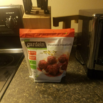 Garden Protein International Gardein Classic Meatless Meatballs 12.7 oz uploaded by Taquana S.