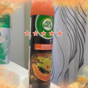 Photo of Air Wick National Park Series Aerosol Air Freshener uploaded by Jessica F.