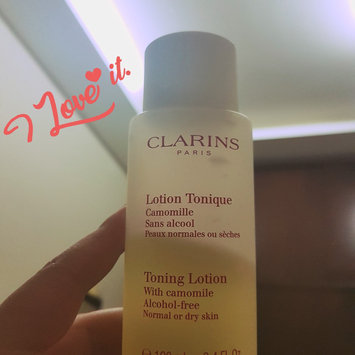 Photo of Clarins Toning Lotion With Camomile For Normal Or Dry Skin uploaded by T.E.M 💞.