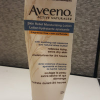 Aveeno Active Naturals Skin Relief with Soothing Oat Essence Moisturizing Lotion uploaded by Kaleigh R.