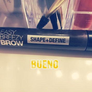 COVERGIRL Easy Breezy Brow Shape + Define Brow Mascara uploaded by Kelly P.