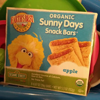 Earth's Best Sesame Street Organic Sunny Days Snack Bars uploaded by Ashley T.