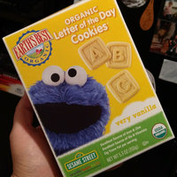Earth's Best Sesame Street Organic Letter of the Day Cookies uploaded by Ashley T.