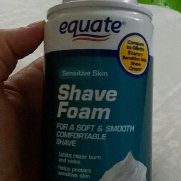 Photo of Equate Sensitive Skin Shave Foam, 11 oz uploaded by member-11d0b