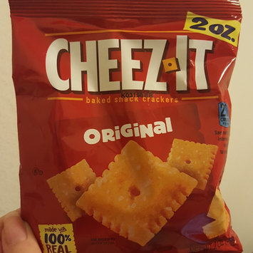 Cheez-It® Original Baked Snack Crackers uploaded by Jenna A.