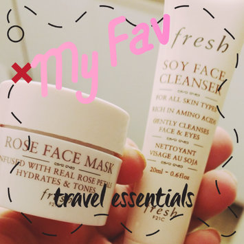 Fresh Rose Face Mask uploaded by Michelle S.