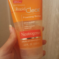 Neutrogena® Rapid Clear Foaming Scrub uploaded by Joyleta B.