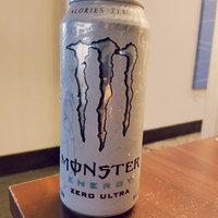 Monster Zero Ultra Energy Drink uploaded by Amber M.