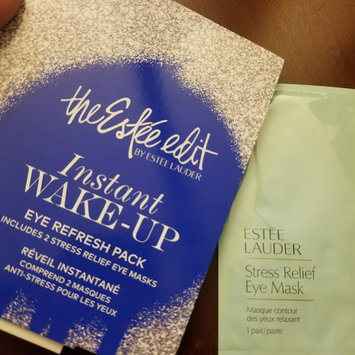 Photo of The Estee Edit Instant Wake-Up Eye Refresh Pack 2 x 0.04 oz/ 1.1 ml packettes uploaded by Annie G.