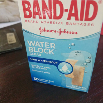 Photo of Band-Aid Adhesive Bandages Sheer Strips Extra Large - 10 CT uploaded by Kimberly Z.