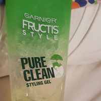 Garnier Fructis Style Pure Clean Styling Gel uploaded by Cyndia G.