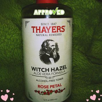 Thayers Alcohol-Free Rose Petal Witch Hazel Toner uploaded by Mia W.