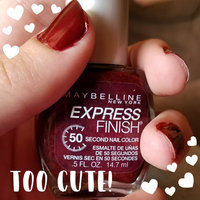 Maybelline Express Finish 50 Second Nail Color uploaded by Angie R.