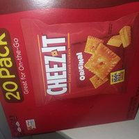 Cheez-It Original Baked Snack Crackers uploaded by Brayla J.