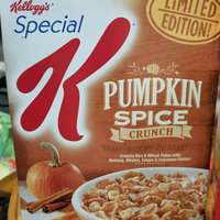 Special K® Kellogg's Pumpkin Spice Crunch Cereal uploaded by Shakeia R.