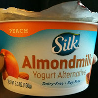 Silk™ Almond Dairy-Free Peach Yogurt Alternative 5.3 oz. Cup uploaded by Sarika M.