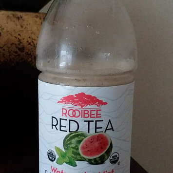 Photo of Rooibee Red Tea Watermelon Mint Tea, 12 fl oz, (Pack of 12) uploaded by Earth C.