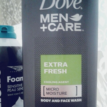 Photo of Dove Men+Care Extra Fresh Body And Face Wash uploaded by sarah a.