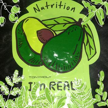 Tony Moly - I'm Real Avocado Mask Sheet (Nutrition) 10 pcs uploaded by Kassandra S.