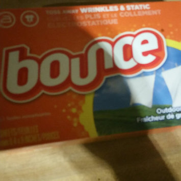 Photo of Bounce Outdoor Fresh 4in1 Fabric Softener Sheets - 40 CT uploaded by Magda V.