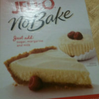 JELL-O No Bake Real Cheesecake Dessert Mix uploaded by Magda V.